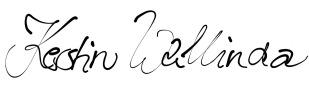 Unterschrift Kerstin
